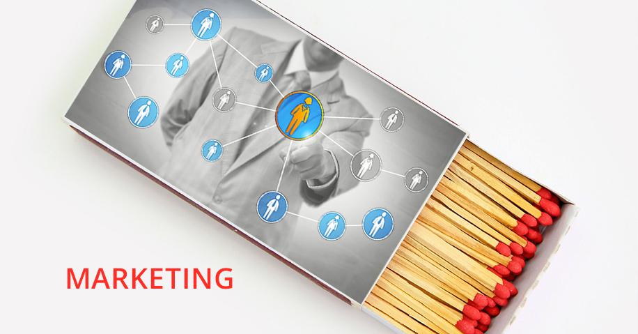 Zapałki reklamowe jako promocja firmy
